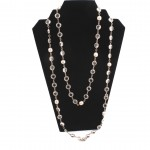 chanel1981 baroque pearl & crystal couture necklace
