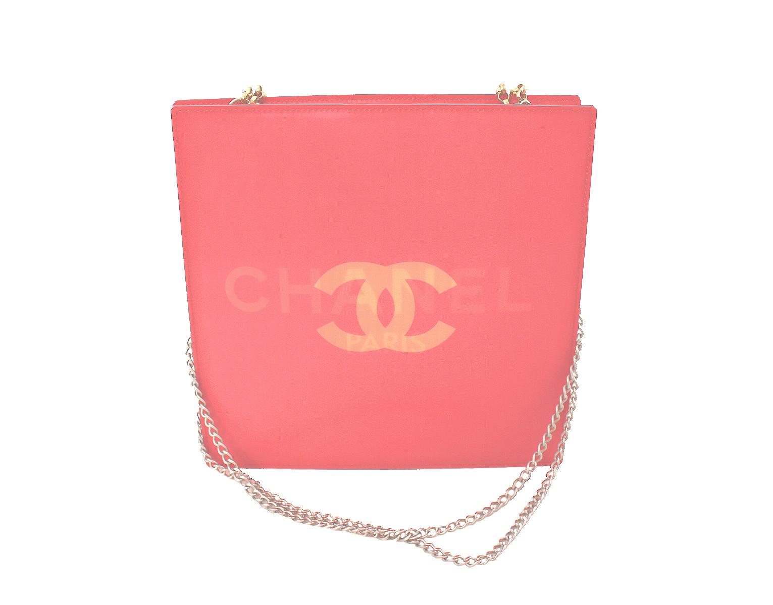 e959fc1afd18 vintage-Chanel-hologram-purse-shoulder-bag_03 Chanel red hologram vintage shoulder  bag ...